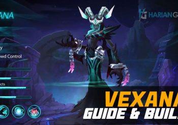 Guide Hero Vexana Mobile Legends