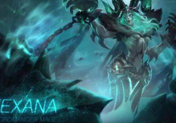 Vexana Sang Necromancer Siap Menghantui Land Of Dawn di Update Mobile Legends Terbaru