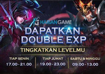 Update Event Double EXP Di Mobile Arena Indonesia