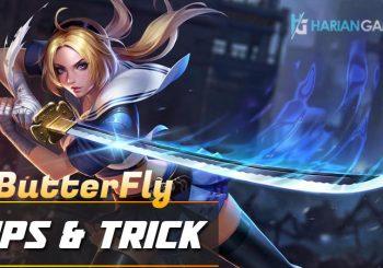Tips Mengalahkan Hero Butterfly Mobile Arena