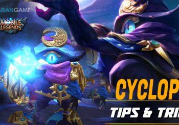 Tips Mengalahkan Hero Cyclops Mobile Legends