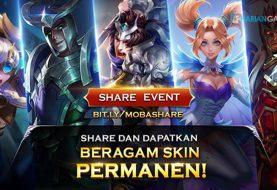 Event Spesial Mobile Arena: Dapatkan Beragam Skin Permanen
