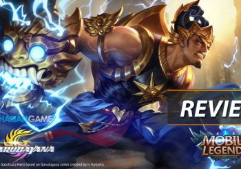 Inilah Review Hero Baru Gatotkaca Mobile Legends
