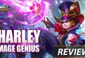 Review Hero Baru Harley Mobile Legends