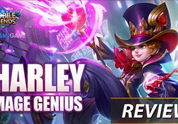 Review Hero Baru Harley Mobile Legends