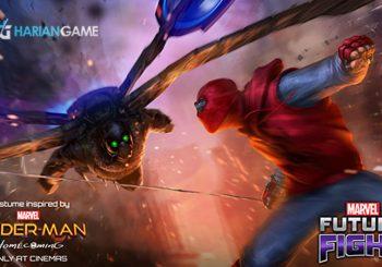 Musuh Spiderman Akan Bergabung Di Update Terbaru MARVEL Future Fight