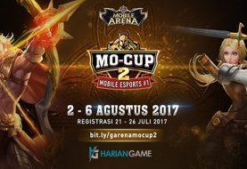 Mobile Arena Kembali Membuka MO-Cup Dengan Total Hadiah 15 Juta Rupiah