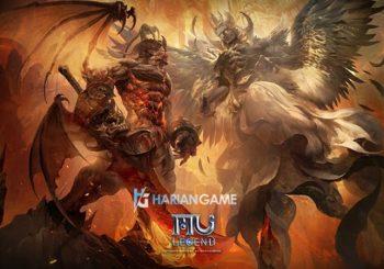 MU Legend Game MMORPG Keren Akan Dirilis Pada Bulan September 2017