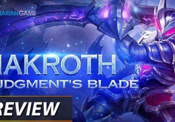 Review Hero Baru Nakroth Mobile Arena