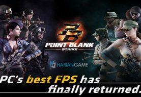 Game Mobile Terbaru Point Blank: Strike Telah Resmi Dirilis