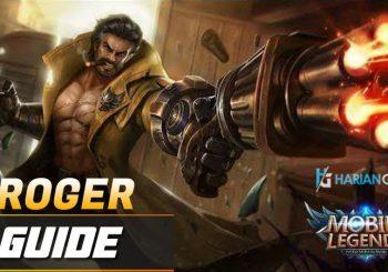 Guide Hero Roger Mobile Legends
