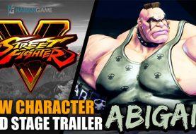 Capcom Memperkenalkan Karakter Baru Abigail Untuk Street Fighter V