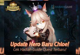 Inilah Hero Baru Chloe Yang Diperkenalkan Seven Knights Indonesia