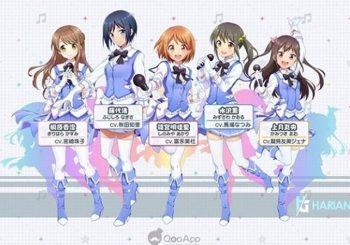Square Enix Mengumumkan Game Mobile Berjudul Schoolgirl Strikers: Twinkle Melodies
