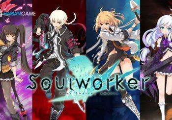 Inilah Gameplay Game Mobile Anime MMORPG Soul Worker Yang Memasuki Tahap Beta