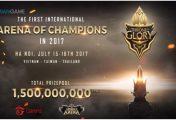 Mobile Arena Sukses Menggelar Turnament Internasional Pertamanya Di Vietnam