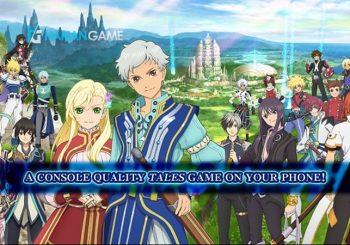 Game Mobile JRPG Tales of the Rays Untuk Versi Inggris Kini Sudah Tersedia