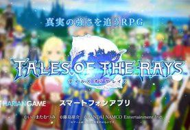 Versi Inggris Game Mobile Tales of the Rays Dipastikan Rilis Musim Panas Ini