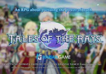 Inilah Trailer Perdana Game Mobile Tales of The Rays Versi Inggris