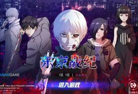 Inilah Tokyo Ghoul: Dark War Game Mobile Action-RPG Keren