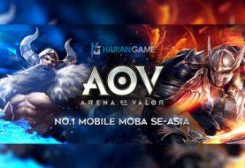 Kini Mobile Arena Telah Resmi Berganti Nama Menjadi Arena of Valor