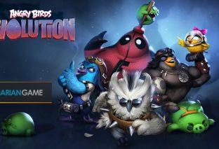 Game Mobile Angry Birds Evolution Telah Resmi Dirilis
