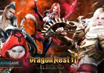 Kini Game Mobile Dragon Nest 2 Legend Sudah Rilis Dan Bisa Dimainkan