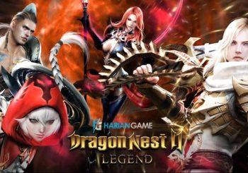 Akhirnya Game Mobile Dragon Nest 2 Legend Versi Inggris Sudah Dirilis
