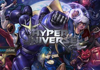 Game MOBA Side-Scrolling Hyper Universe Akan Segera Memasuki Steam