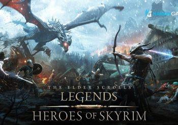 Game Mobile The Elder Scrolls: Legends Kini Sudah Resmi Dirilis