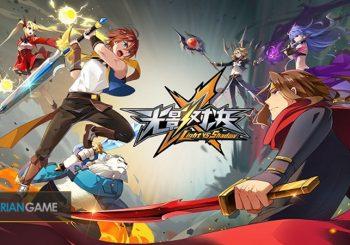 Inilah Game Moba Light vs Shadow Yang Bergaya Anime Untuk Perangkat Mobile