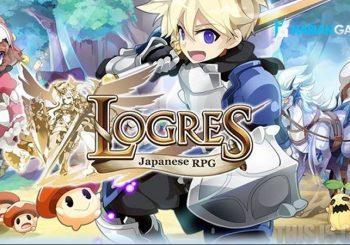 Game Mobile Logres: Japanese RPG Sudah Dirilis Secara Global