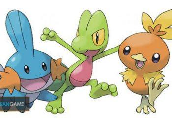 Game Mobile Pokemon Go Dikabarkan Akan Menghadirkan Pokemon Generasi Ketiga