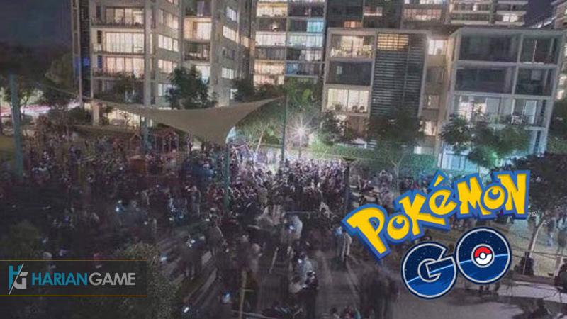 Aktivitas Pokemon Go Dimatikan oleh Niantic Karena Dianggap Meresahkan Warga