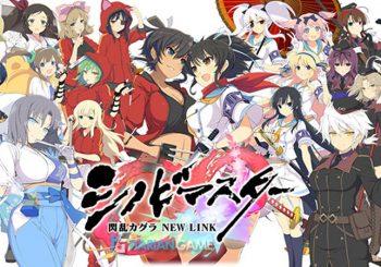 Game Mobile Shinobi Master Senran Kagura: New Link Sudah Resmi Diumumkan