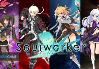 Game Anime MMORPG SoulWorker Versi Inggris Akan Segera Dirilis Tahun Ini