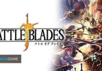 Battle of Blades Game MOBA Bergaya JRPG Besutan Square Enix Untuk Perangkat Mobile