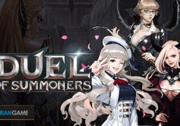 Inilah Game Duel of Summoners Berbasis TCG di Steam Yang Dirilis Oleh Nexon