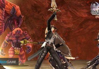 Game Mobile Final Fantasy Explorers-Force Kini Buka Tahap Pra-Registrasi