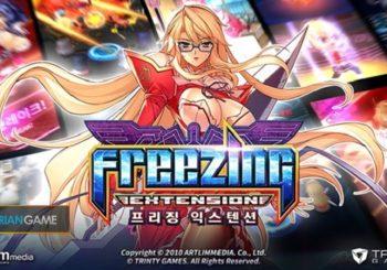 Inilah Game Mobile RPG Freezing Extension dengan Balutan Karakter Seksi ala Anime