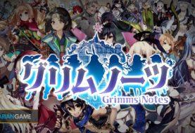 Inilah Game Mobile RPG Grimms Notes Keluaran Dari Square Enix