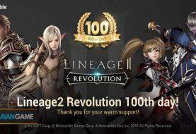 Lineage 2 Revolution Merayakan Event 100 Hari Dengan Membagikan 500 Red Diamonds