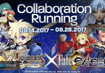 Game Mobile RPG Logres: Japanese RPG Mengadakan Event Kolaborasi dengan Fate/EXTELLA