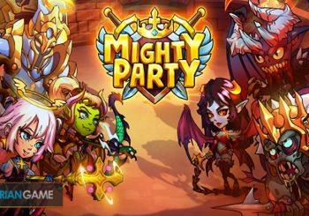 Mighty Party Heroes Clash Kini Telah Hadir Untuk Perangkat Mobile