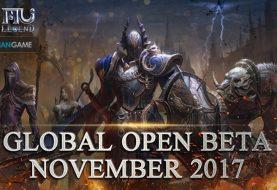 MU Legend Akan Segera Memulai Open Beta Pada Awal November