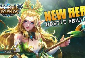 Inilah Review Hero Baru Oddete Mobile Legends
