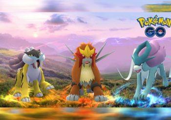 Pokemon Legendaris Raikou, Entei dan Suicune Akhirnya Telah Hadir di Pokemon Go