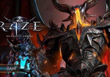 Inilah Updatean Terbaru Dari Game Mobile Raziel: Dungeon Arena