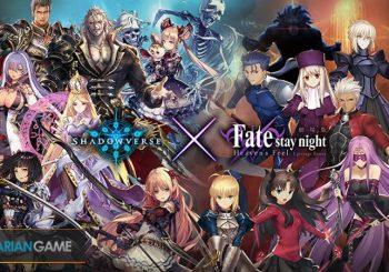 Game Mobile Shadowverse Dikabarkan Akan Berkolaborasi Dengan Fate/stay night