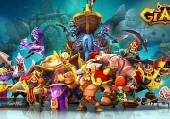 Kini Game Mobile Giants War Telah Memasuki Tahap Closed Beta